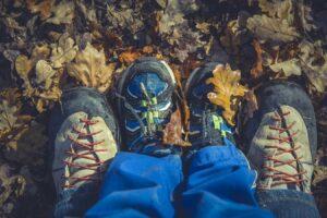 Otroški pohodni čevljiso na voljo v različnih izvedbah.